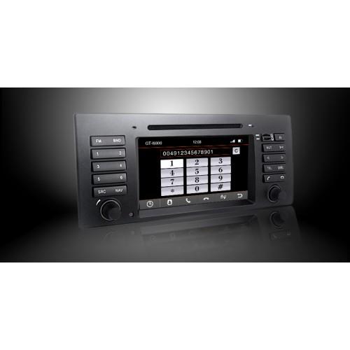 Dynavin N6 BMW E39A GPS Navigation Unit 1996-2003 5-Series N6-E39A *