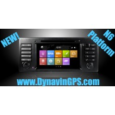 * Dynavin N6 BMW E39A GPS Navigation Unit 1996-2003 5-Series N6-E39A *