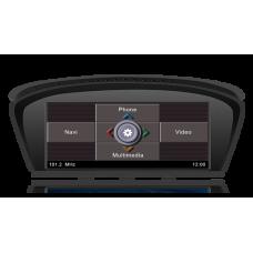 "* Dynavin DVN-E60+ 8.8"" BMW 5-Series & 3-Series E90 WinCE Navigation Unit 2003-2009 *"