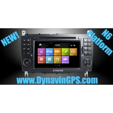 * Dynavin N6 Mercedes C-Class GPS Navigation Unit 2004-2007 W203 N6-MBC *