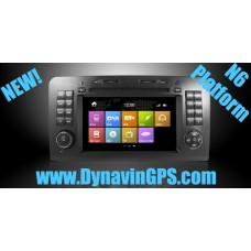 * Dynavin N6 Mercedes ML & GL GPS Navigation Unit  W164 X164 N6-MBML *