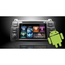 Dynavin DVN-E46 D99+ BMW 3-Series E46 Android Navigation Unit 1998-2006